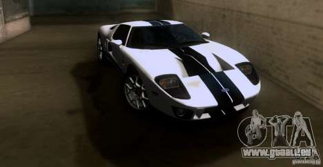 Ford GT pour GTA San Andreas