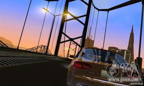 ENBSeries by dyu6 Low Edition pour GTA San Andreas deuxième écran