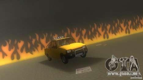 SeAZ Pickup pour GTA Vice City