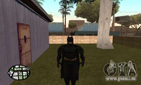 Dark Knight Skin Pack pour GTA San Andreas
