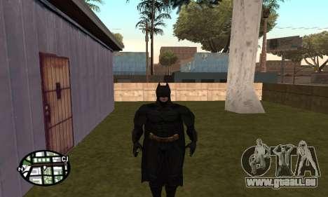 Dark Knight Skin Pack für GTA San Andreas