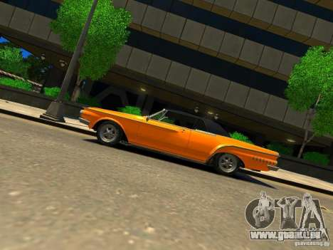 Dodge Dart für GTA 4 linke Ansicht