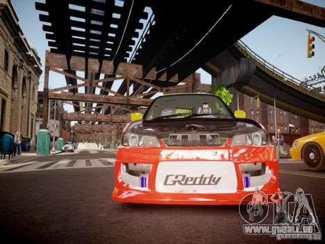 Nissan Silvia S15 Boso Drift Formula D M-Design pour GTA 4 est un côté