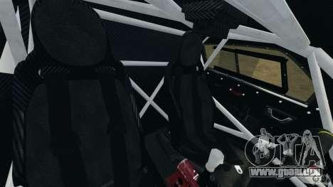 Mitsubishi Montero EVO MPR11 2005 v1.0 [EPM] für GTA 4 Innenansicht