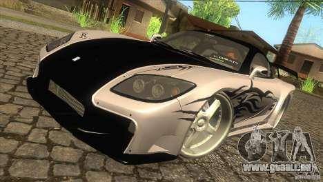 Mazda RX-7 Veilside Logan für GTA San Andreas