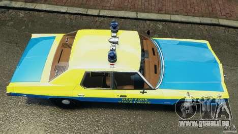 Dodge Monaco 1974 Police v1.0 [ELS] für GTA 4 rechte Ansicht