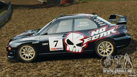 Subaru Impreza WRX STI N12 für GTA 4 linke Ansicht