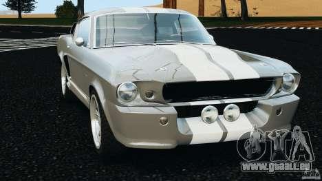 Shelby GT 500 Eleanor v2.0 für GTA 4