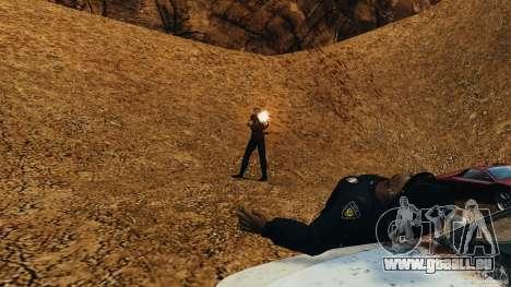 Bullet Time pour GTA 4 septième écran