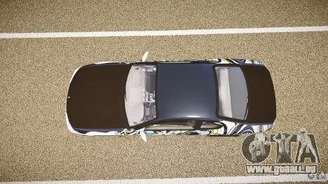 Nissan Silvia S15 Drift v1.1 für GTA 4 Rückansicht