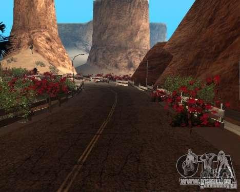 Modern Bone Country pour GTA San Andreas deuxième écran