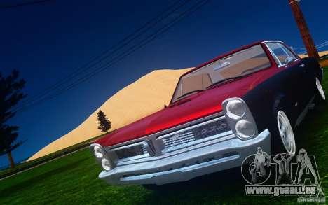 Pontiac GTO 1965 FINAL pour GTA 4 Salon