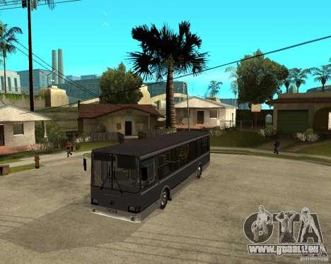 LIAZ 5256.25 restylage pour GTA San Andreas