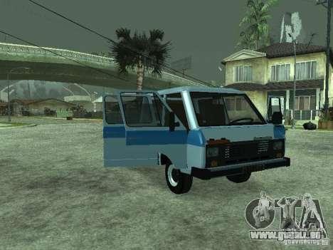 RAPH 3311 Pickup für GTA San Andreas linke Ansicht