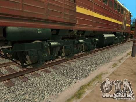 2te10u-0211 pour GTA San Andreas vue arrière