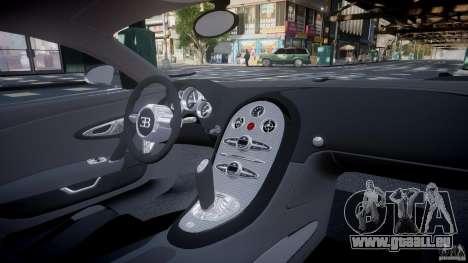 Bugatti Veyron 16.4 v1.0 new skin pour GTA 4 vue de dessus
