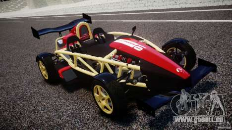 Ariel Atom 3 V8 2012 Custom Mugen pour GTA 4