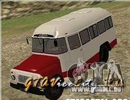 KAVZ-685 für GTA San Andreas
