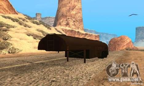 Anhänger Duell Peterbilt für GTA San Andreas