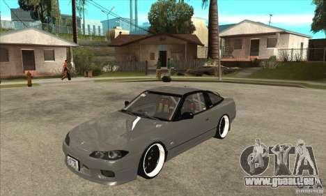 Nissan Silvia S15 1999 pour GTA San Andreas