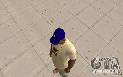 GAP Newyorkyankiys lila für GTA San Andreas