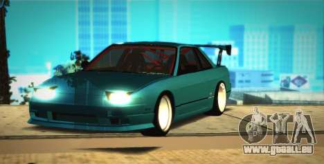 Nissan Silvia S13 Onevia pour GTA San Andreas