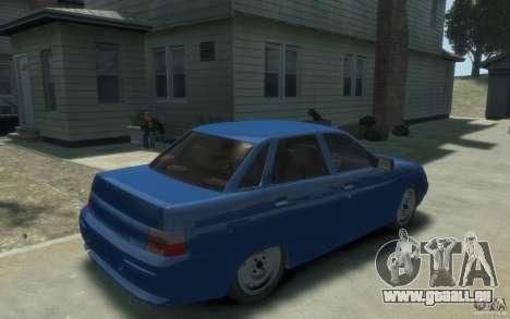 Lada VAZ 2110 für GTA 4 rechte Ansicht