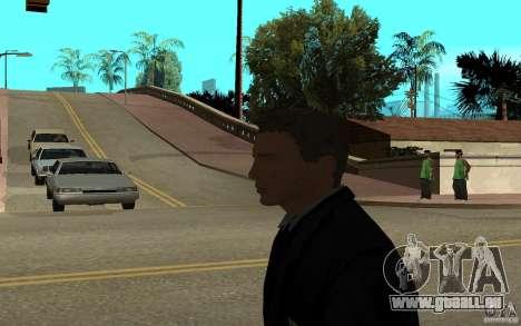 Agent 007 pour GTA San Andreas quatrième écran