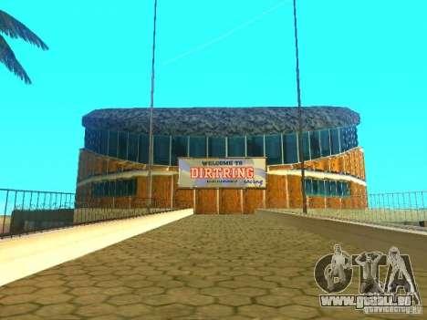 Das neue Gebäude des LV für GTA San Andreas