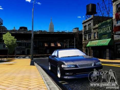 Toyota MARK II 1990 für GTA 4 linke Ansicht