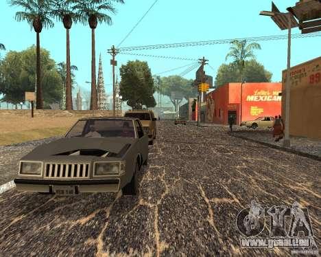New Ghetto pour GTA San Andreas sixième écran