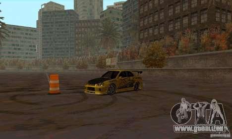 NFS Most Wanted - Paradise für GTA San Andreas elften Screenshot