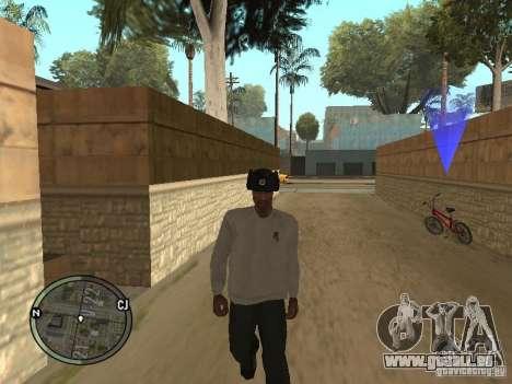 Uschanka für GTA San Andreas dritten Screenshot