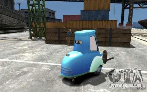 Guido de Cars Mater-National pour GTA 4 est un droit
