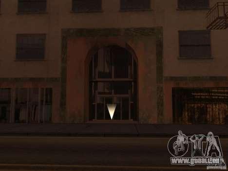 Geheime Wohnung für GTA San Andreas zweiten Screenshot