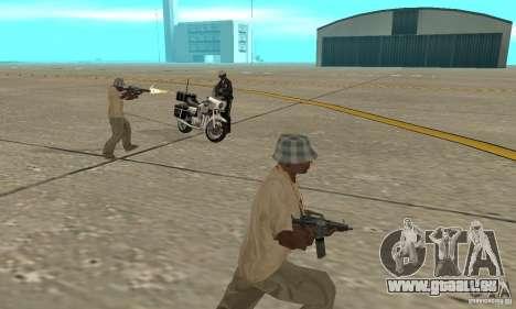 2 Double pour GTA San Andreas quatrième écran