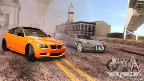 SA_gline v3. 0 für GTA San Andreas fünften Screenshot