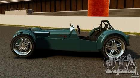 Caterham Superlight R500 für GTA 4 linke Ansicht
