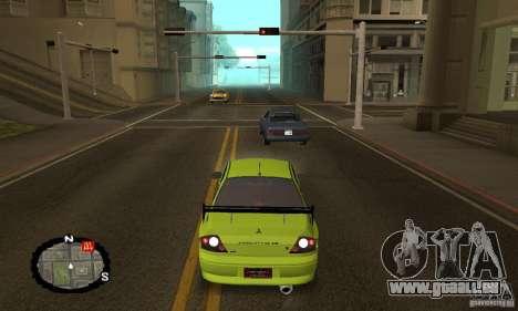 Courses de rue pour GTA San Andreas neuvième écran