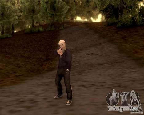 SkinPack for GTA SA für GTA San Andreas neunten Screenshot
