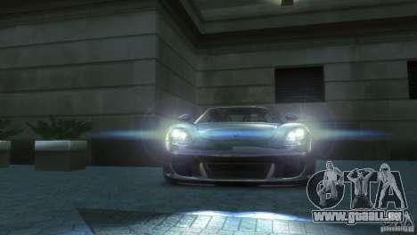 New Glass Effects pour GTA 4 secondes d'écran
