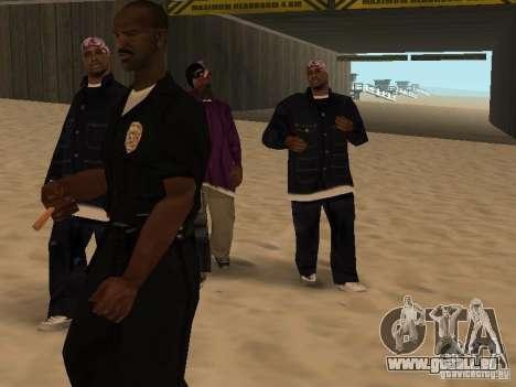 Tenpenny pour GTA San Andreas quatrième écran