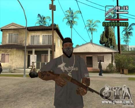 Jagd-Karabiner für GTA San Andreas