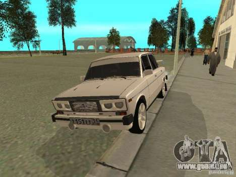 VAZ 2106 West Stil für GTA San Andreas