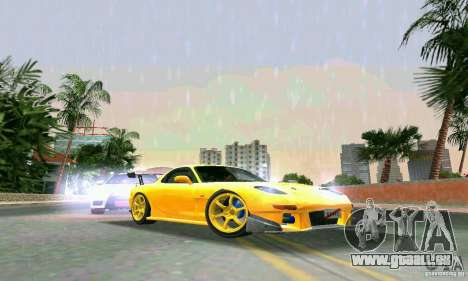 Mazda RX7 RE-Amemiya pour GTA Vice City