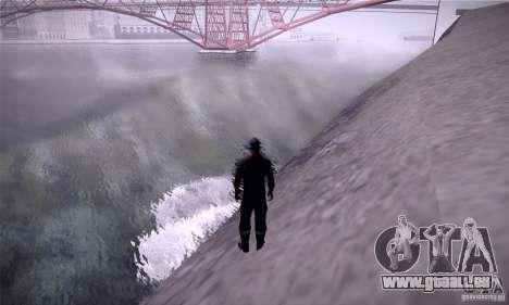 ENB By SilveR v1.0 pour GTA San Andreas quatrième écran