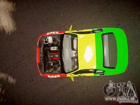 Nissan Silvia S15 Boso Drift Formula D M-Design pour GTA 4 Vue arrière