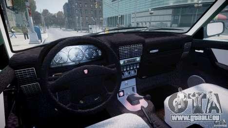 GAZ-31105 pour GTA 4 Vue arrière