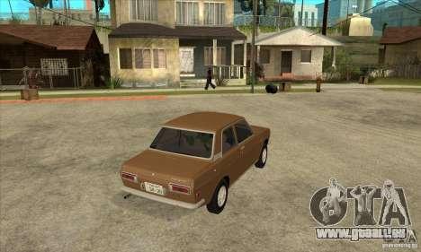 Datsun 510 pour GTA San Andreas vue de droite