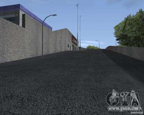 Autosalon im SF für GTA San Andreas zweiten Screenshot